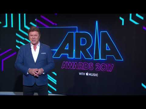 2017 ARIA Awards with Apple Music - Nominations Event Stream