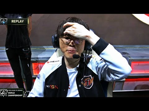 FAKER HANDS SHAKE AGAINST G2 - FAKER WHAT WAS THAT! | CAPS INTERVIEW AFTER SKT GAME | LOL MOMENTS