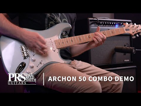 The Archon 50 Combo | Demo by Tom Walls | PRS Guitars