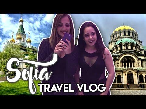 TRAVEL VLOG SOFIA, BULGARIA _ Song Ed Sheeran Shape of You