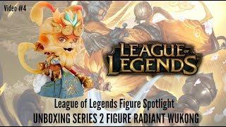 League of Legends Figure Spotlight #4 - Unboxing Series 2 Radiant Wukong Figure