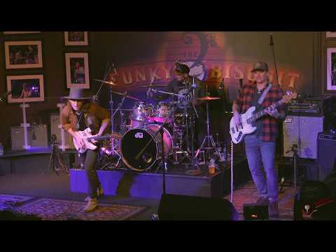 Shaw Davis & The Black Ties (4K Multi-Cam) Boca Raton, Florida - The Funky Biscuit