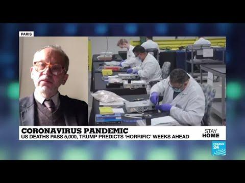 Coronavirus - Covid-19: US emergency stockpile nearly empty