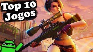 Top 10 Melhores Jogos NOVOS Para Android de 2018! - #490