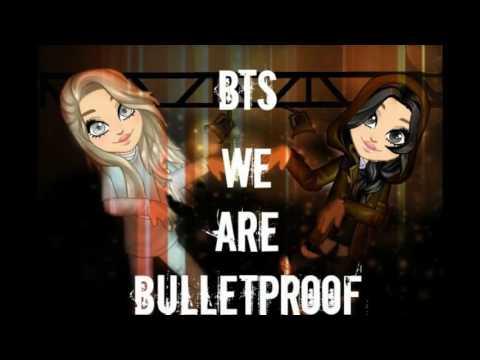 We Are Bulletproof Part 2 - BTS(방탄소년단) [Music Video On WoozWorld, Lyrics Are Romanized]