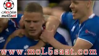 أهداف مباراة إنجلترا وإيسلندا 2/1 بطولة أمم أوروبا يورو 2016 !!