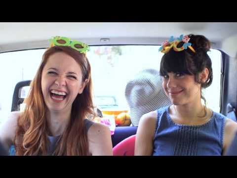 BACKSEAT DRIVING  ft Laura Spencer episode 6