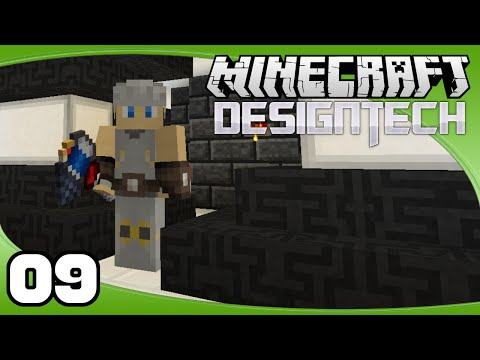 DesignTech - Ep. 9: Better Tinker's Tools | Minecraft Custom Modpack Let's Play