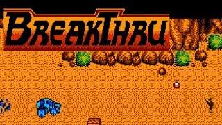 BreakThru (NES)