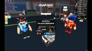 ROBLOX Assassin!| HOLY!!! I GOT INTO A SERVER WITH CRINGLEY!