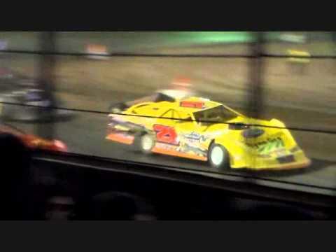 Thaw Brawl Late Model Amain @ LaSalle Speedway 03/26/16