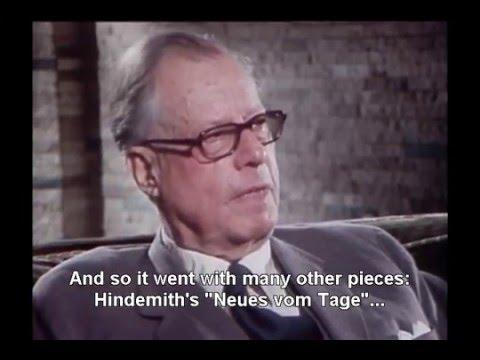 Ich Erinnere Mich Dr. Karl Böhm (I remember Dr. Karl Böhm)