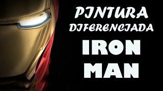 GTA V-Pintura do Homem de Ferro!