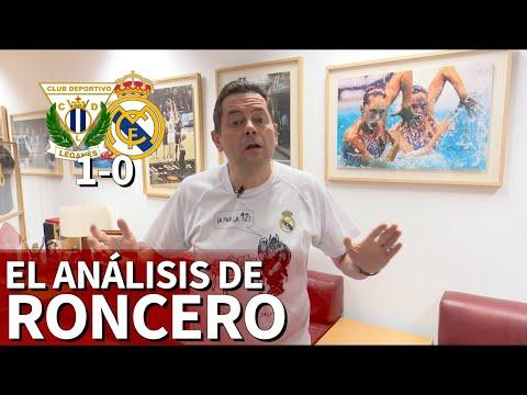 Leganés 1 Real Madrid 0   El 'amor' de Roncero por Vincius y mensaje a Solari   Diario AS
