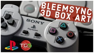3D Game Box art in Bleemsync - PS Classic Quick Tips #6