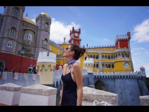 Vlog - Lisbon Seyahatim
