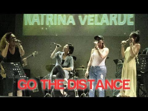 KATRINA VELARDE, IYAH, JEWEL & REGINA OTIC - Go The Distance (The MusicHall | October 17, 2018)