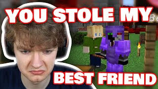 Tubbo &amp Ranboo REACT To Tommy BEING ALIVE And He Is ANGRY! DREAM SMP