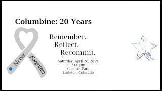 Ofrecen una vigilia en conmemoración al 20 aniversario del tiroteo de Columbine