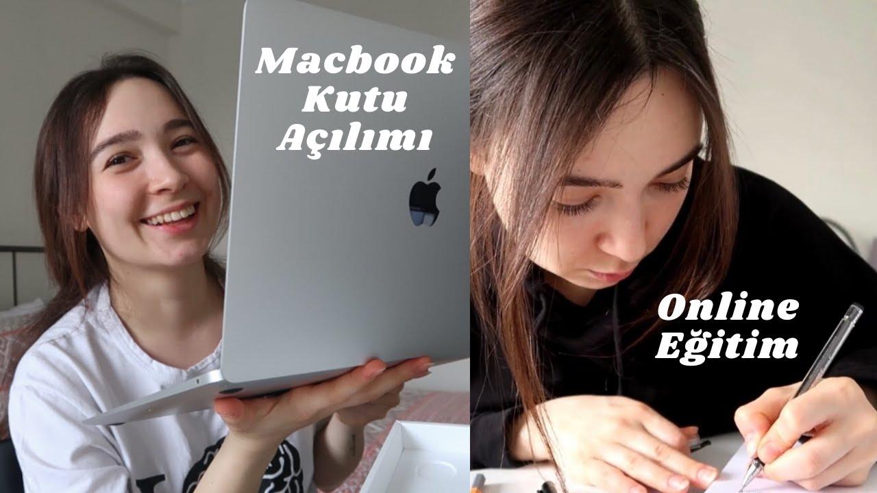 M1 İşlemci MacBook Air Geldi - Kutu Açılımı - Fiziksel Hatalı Çıktı!