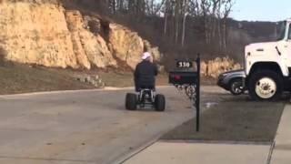 Barstool Racer Josh Carmon