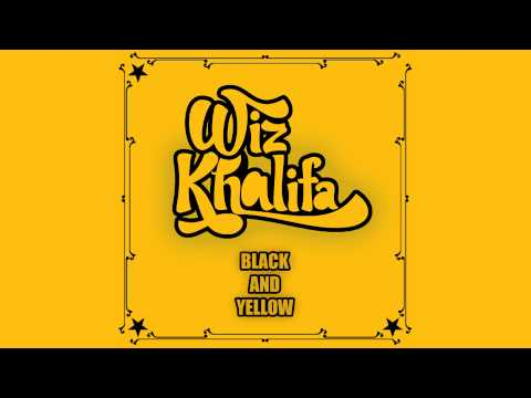 wiz khalifa black and yellow - 480×360