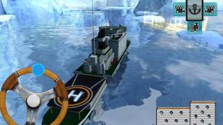 Icebreaker Boat Rescue Parking Best Game Android Parking Review 2014