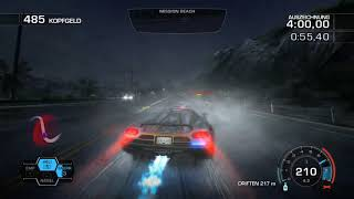 Need for Speed - Hot Pursuit - Cop - Level 44 - Hard to Handle