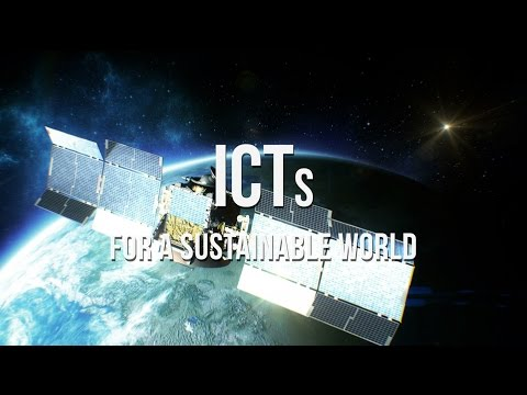 ICTs FOR A SUSTAINABLE WORLD