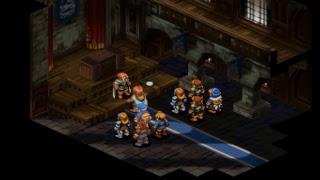 懐かしいゲーム fft(PSP)