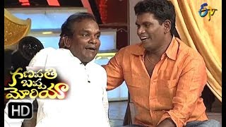 Chammak Chandra Performance | Ganapathi Bappa Morya | 25th August 2017 | ETV Telugu