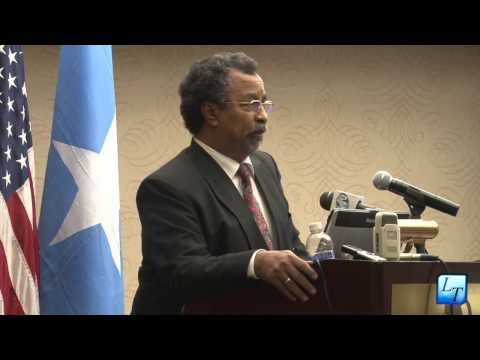 Amisom visits Somali Minnesotans in Minneapolis