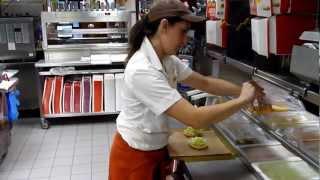 McDonald's: come si prepara un Big Mac