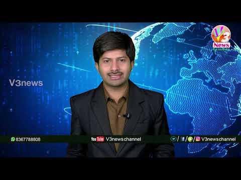 9 AM Morning News 13-09-2019 || News Bulletin ||V3 News channel