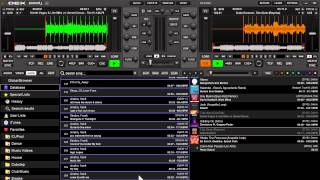 PCDJ DEX 3 DJ Software Quick Tip | Color Coding Different Media Types