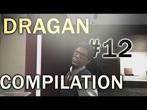 Dragan Compilation #12 Sjuka moment! - Grand Theft Auto V RP