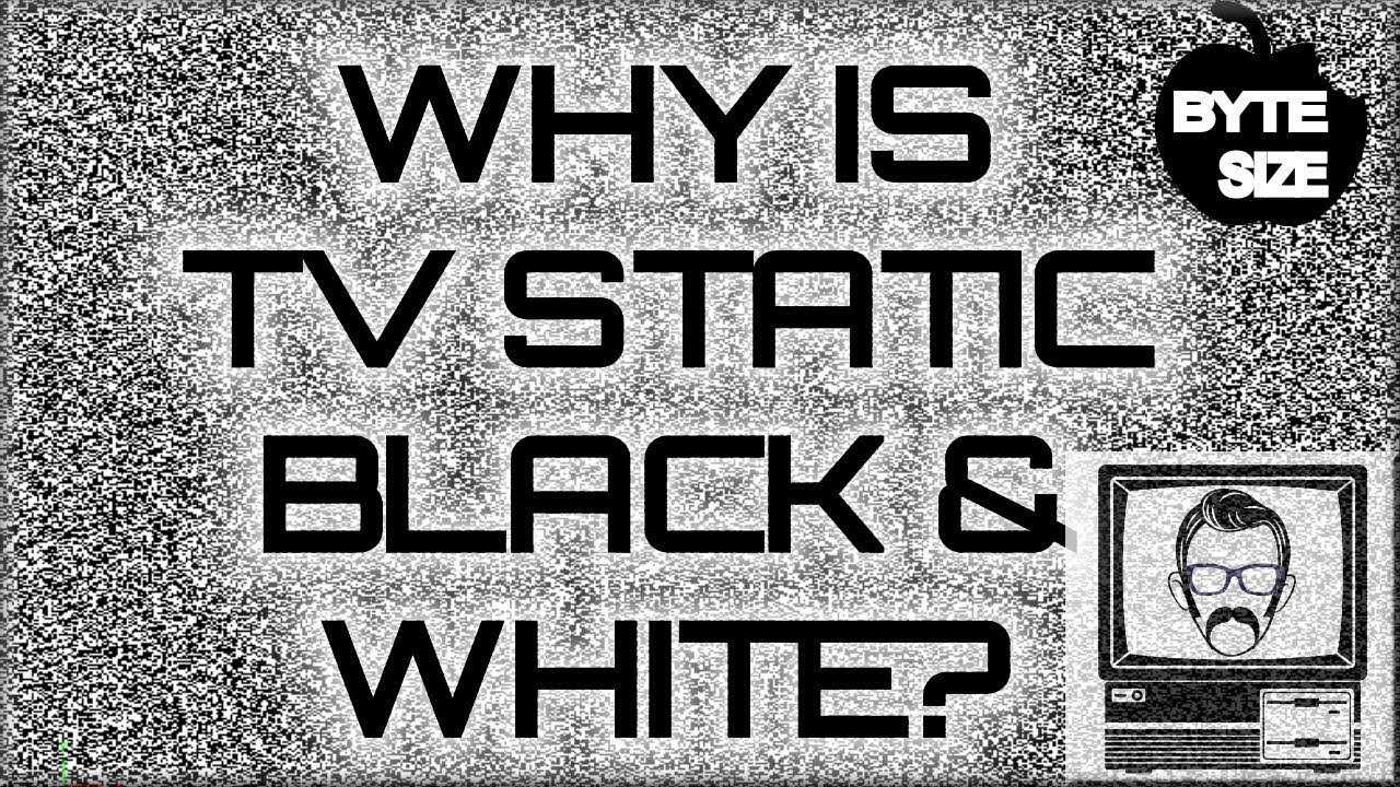 Why is TV Static Monochrome? | Nostalgia Nerd
