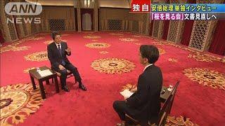 安倍総理、「桜を見る会」文書・残る任期・解散語る(20/01/01)