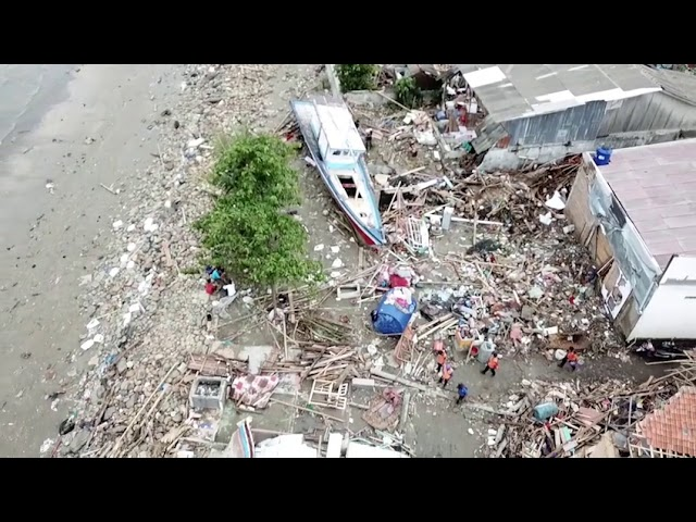 World Vision responds to Indonesia tsunami | World Vision USA