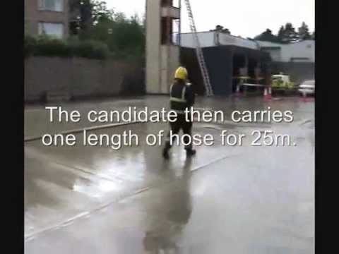 Laois County Fire & Rescue Selection Tests