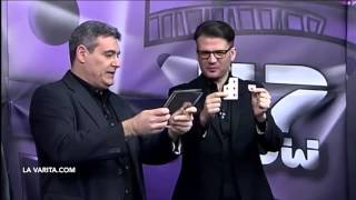 Vídeo: TV Card Frame by Arsene Lupin