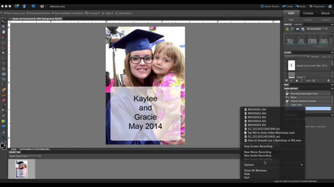 how to insert clipart in photoshop elements - photo #34