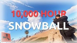 Snowballing in Rust but i have 10,000 Hours