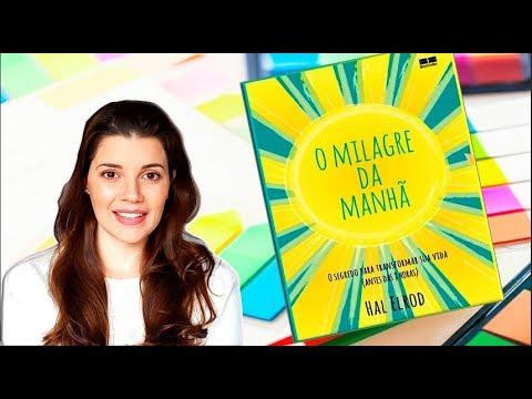 resenha-livro-o-milagre-da-manhÃ