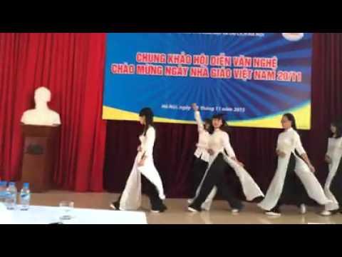 Giải Nhất CĐTMDL múa Biết ơn chị Võ Thị Sáu