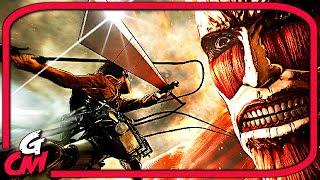 ATTACK ON TITAN - FILM COMPLETO Game Movie  [EN]