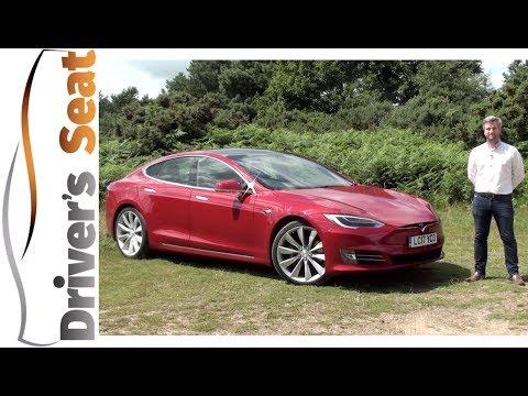 2017 Tesla Model S Review | Driver