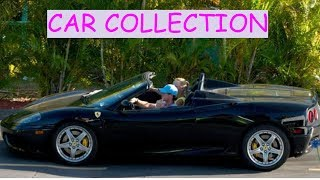 Rory mcilroy car collection (2018)