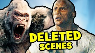 Rampage DELETED SCENES, Post-Credits Scene & Alternate Ending