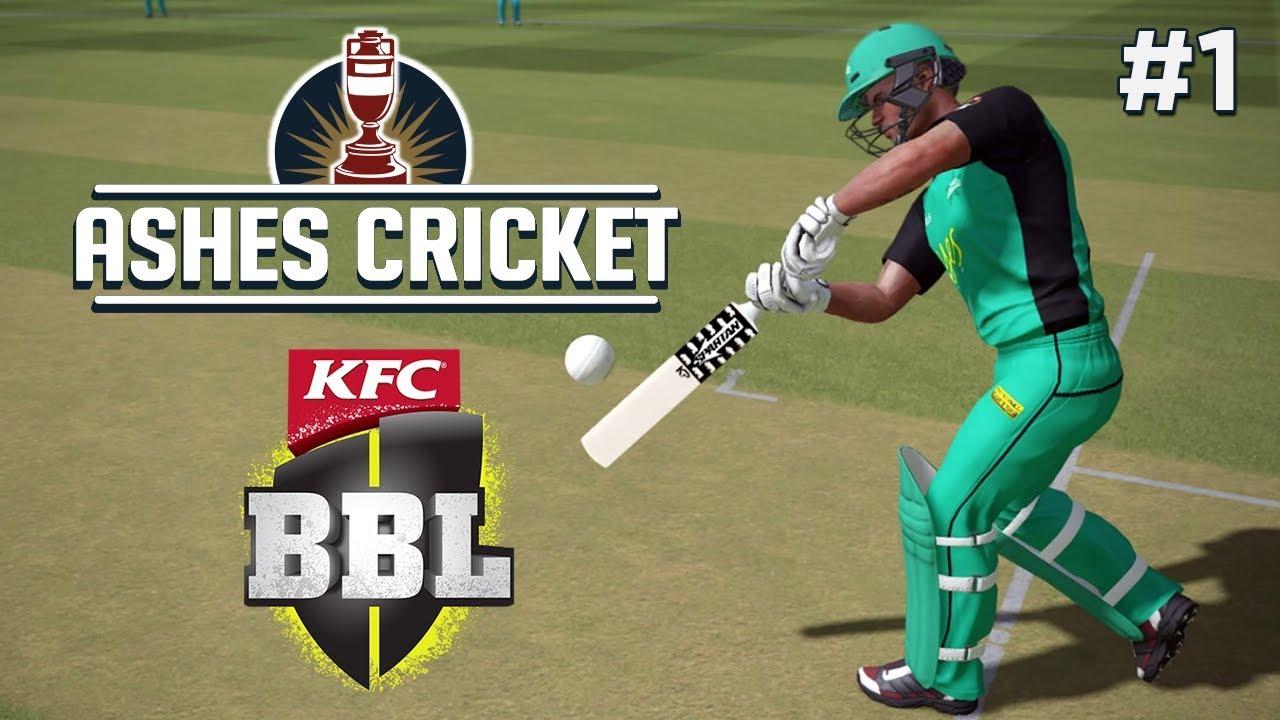 Ashes Cricket Bbl 07 Game 1 Heat Vs Stars